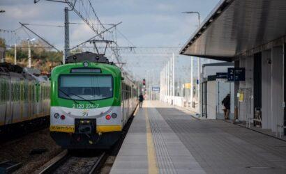 Radny Kudlicki ma zastrzeżenia do kursowania pociągów KM na linii otwockiej
