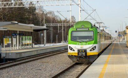 Pociągi między Warką a Radomiem wrócą w II połowie 2021 r.