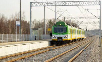 PLK ogłosiły przetarg na montaż systemu ETCS na linii do Radomia