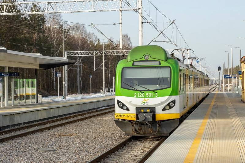 Od 28 czerwca pociągiem Kolei Mazowieckich bezpośrednio do Radomia