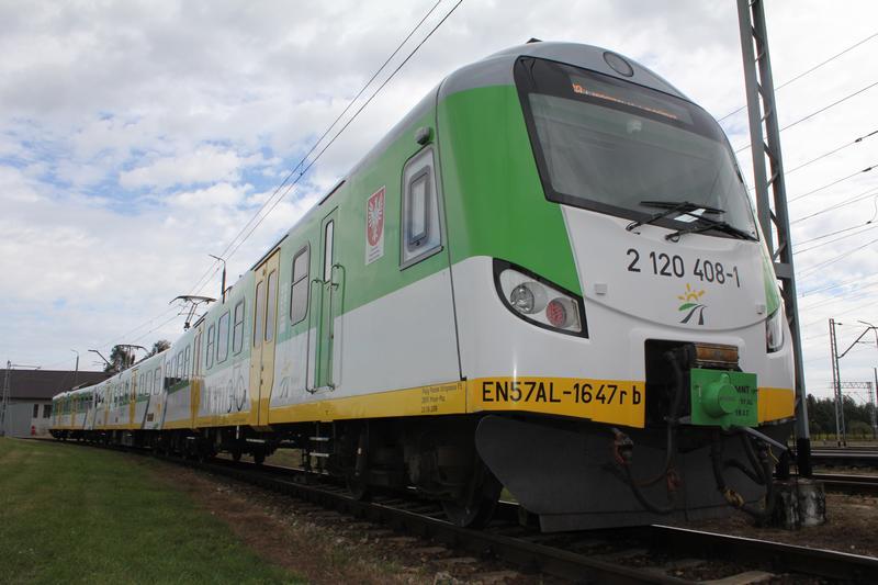 Koleje Mazowieckie przedstawiły nowy rozkład jazdy pociągów