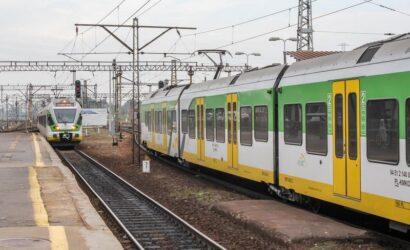 Koleje Mazowieckie przedstawiają zmiany w rozkładzie od 14 marca