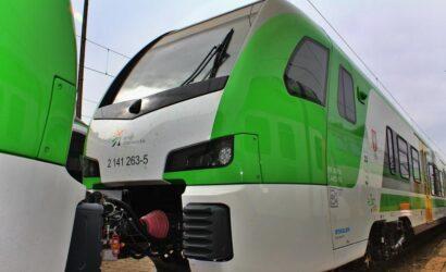 Dwa kolejne pojazdy FLIRT trafiły do Kolei Mazowieckich