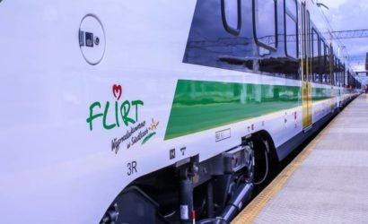 Koleje Mazowieckie i Stadler z trzecią umową na 12 pojazdów FLIRT3