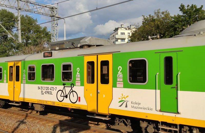 Koleje Mazowieckie chcą sprzedać wierzytelności ponad 4,5 tys. pasażerów