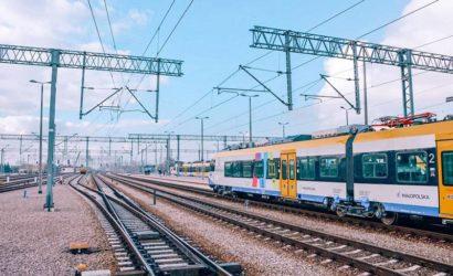 Jakie zmiany czekają pasażów Kolei Małopolskich od 30 sierpnia?