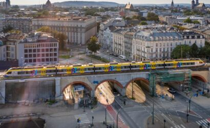 Zmiana rozkładu jazdy pociągów Kolei Małopolskich od 8 listopada 2020 r.