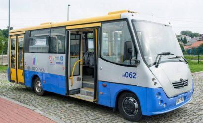 Jedna oferta na dostawę autobusów dla Kolei Małopolskich
