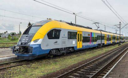 W wakacje pasażerowie Kolei Małopolskich będą podróżować nowymi pociągami