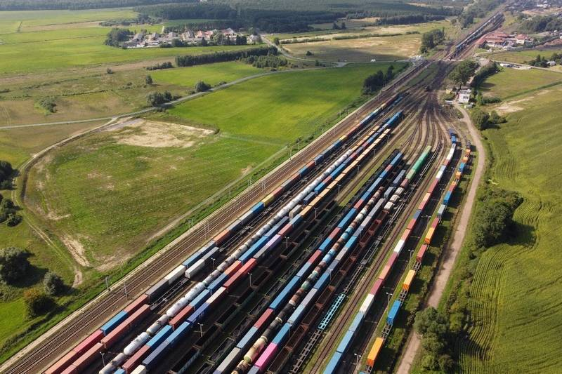 Rekordowa końcówka sierpnia w Małaszewiczach