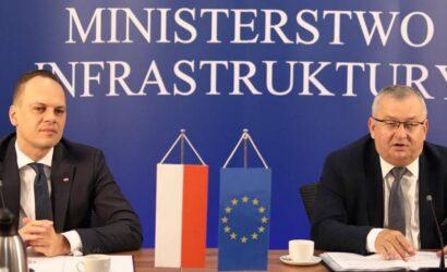 Rozmowy ministrów i komisarz ds. transportu w związku z pandemią Covid-19