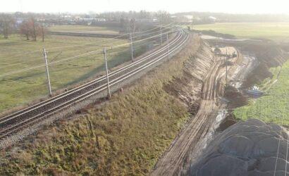 Niedaleko Krzyża Wlkp. powstanie kolejowy bajpas