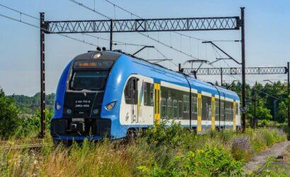 Koleje Śląskie wprowadzają możliwość rezerwacji miejsca na rower