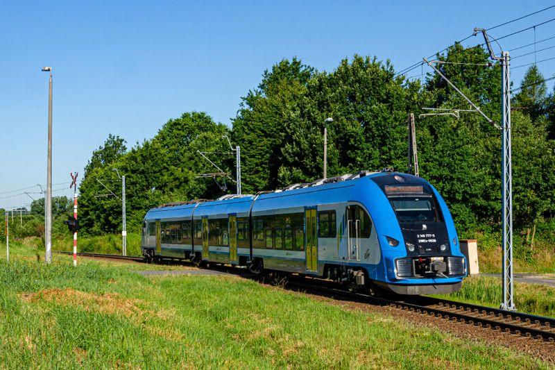 Koleje Śląskie z tytułem Wielki Modernizator 2020