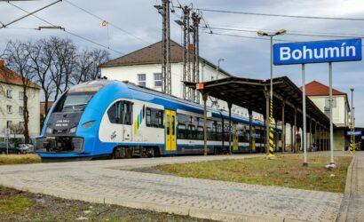 Koleje Śląskie zawiesiły połączenia do Bohumina