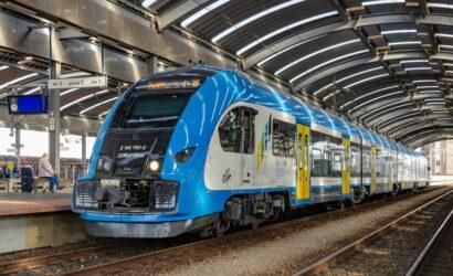 Koleje Śląskie chcą jeździć z Katowic do Wrocławia