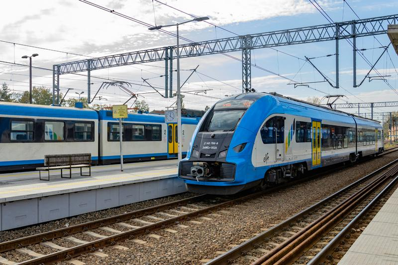 Koleje Śląskie z pierwszym jednolitym certyfikatem bezpieczeństwa wydanym przez UTK