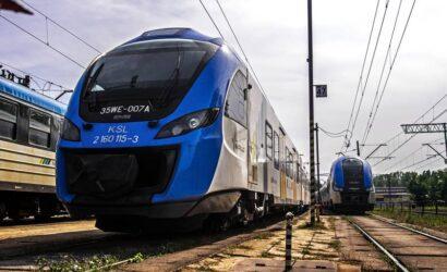Koleje Śląskie zapraszają do zwiedzania bazy w Katowicach