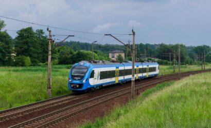 Koleje Śląskie rozpoczynają regularne kursowanie na trasie Katowice – Kraków – Katowice