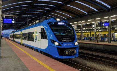 PKP PLK podpisały umowę na opracowanie koncepcji rozbudowy linii Katowice – Mysłowice