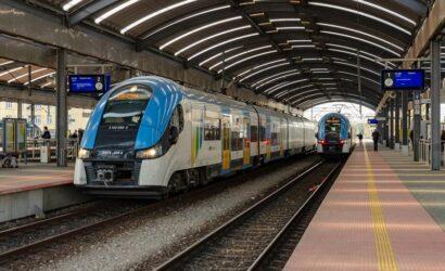 Koleje Śląskie chcą wysłać ELFy na naprawy P4