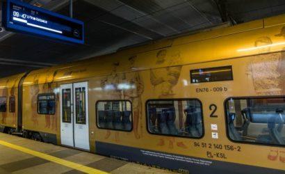 Koleje Śląskie uruchomią regularne połączenia Katowice – Kraków