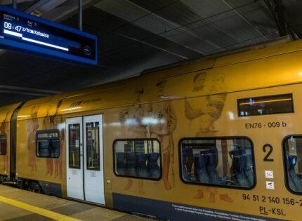 Zmiany cen biletów w połączeniach między Katowicami a Krakowem