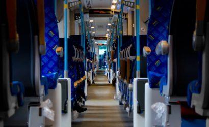 Aktualizacja zasad bezpiecznego podróżowania pociągiem
