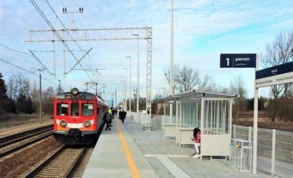 W Książkach pasażerowie łatwiej wsiadają do pociągów