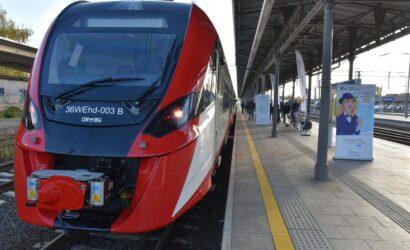 Dwa spalinowe Impulsy Kolei Wielkopolskich wożą już pasażerów