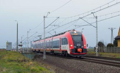Koleje Wielkopolskie z 10-letnią na umową na obsługę wojewódzkich przewozów pasażerskich