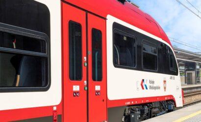 Koleje Wielkopolskie udostępniły kolejne automaty biletowe