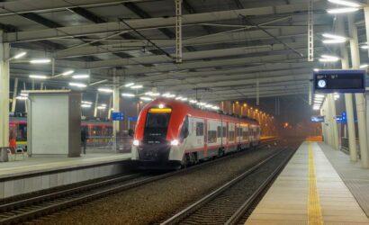 Ulga dla oddający osocze na kolei