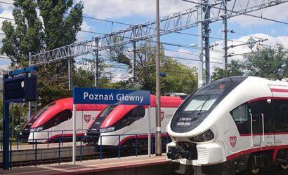 Zmiany w honorowaniu biletów Kolei Wielkopolskich