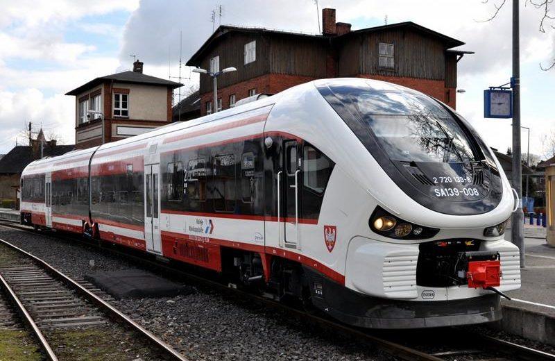 Koleje Wielkopolskie chcą wydzierżawić spalinowy zespół trakcyjny