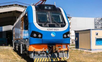 Alstom zakończył produkcję Prima M4 KZ4AT w Kazachstanie