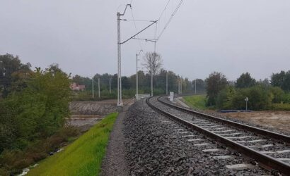 Zakończyły się zasadnicze prace na budowie łącznicy w Lublinie