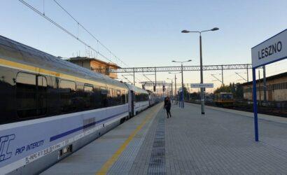 Brak lokomotyw spalinowych powodem braku bezpośredniego pociągu z Leszna do Warszawy