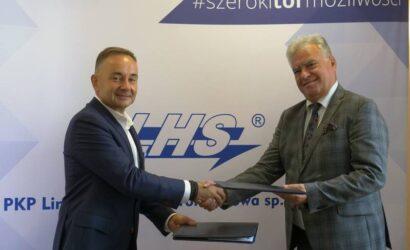 Podpisano umowę na budowę terminalu przeładunkowego LHS wWoli Baranowskiej
