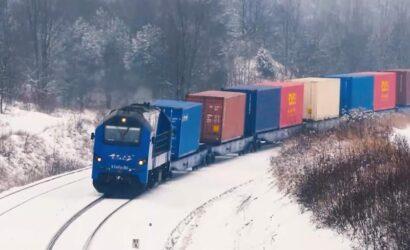 PKP LHS podsumowała przewozy intermodalne w 2020 r. między Chinami a Polska
