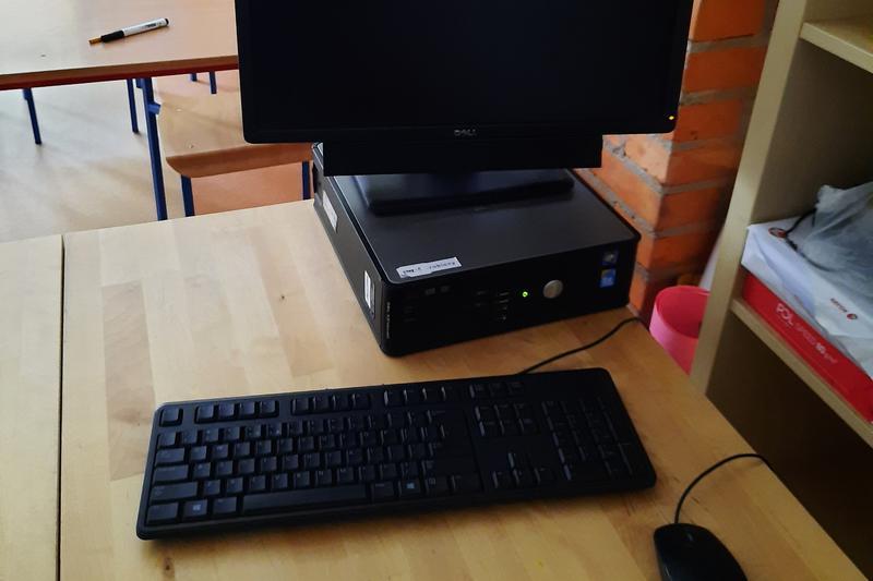 Komputery dla podstawówki z Popowa Kościelnego