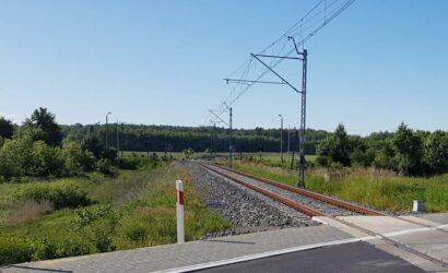 PLK podsumowały prace na linii Częstochowa – Chorzew Siemkowice
