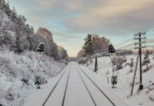 Pociągi między Czaplinkiem aZłocieńcem pojadą trzy miesiące przed czasem [GALERIA]