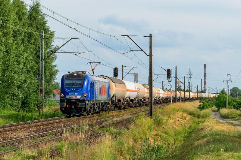 Lotos Kolej rozpoczęła przewozy paliwa do Czech