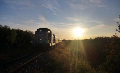 Wyjątkowa podróż z LOTOS Kolej przez Mazury