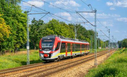 Bezpłatne przejazdy pociągami ŁKA na wojewódzkie dożynki w Rogowie
