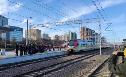 Warszawa Główna wróciła na kolejową mapę Polski [GALERIA]