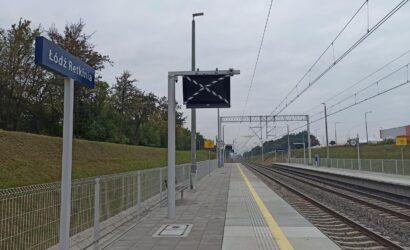 Kiedy na przystanku Łódź Retkinia zacznie działać SIP?