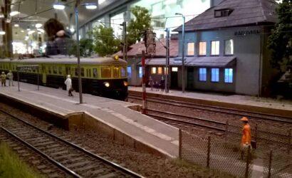 Stacja Muzeum zaprasza na V warszawską wystawa makiety kolejowej. Edycja H0