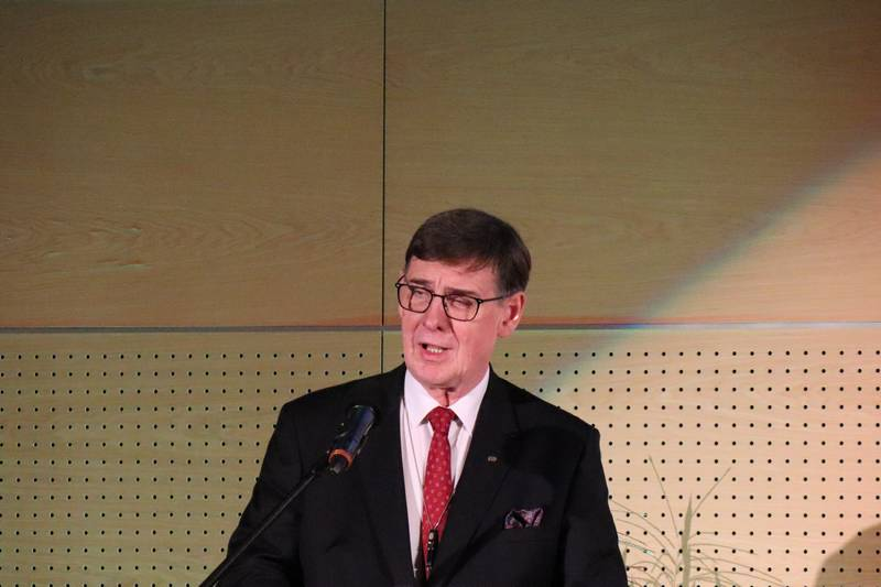 Krzysztof Mamiński wiceprezesem CER